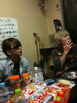 ラママ〜楽屋.jpg